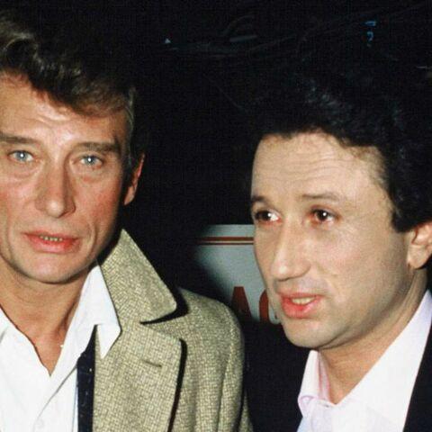 "Quand Johnny Hallyday se moquait de la ""vie de con"" de Michel Drucker"