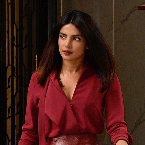 PHOTOS – Priyanka Chopra, la meilleure amie de Meghan Markle, lui vole la vedette en s'habillant exactement comme elle