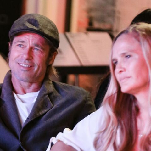 Qui est Sat Hari Khalsa, la femme qui redonne le sourire à Brad Pitt?