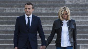 Emmanuel et Brigitte Macron: ce que révèlent leurs photos main dans la main