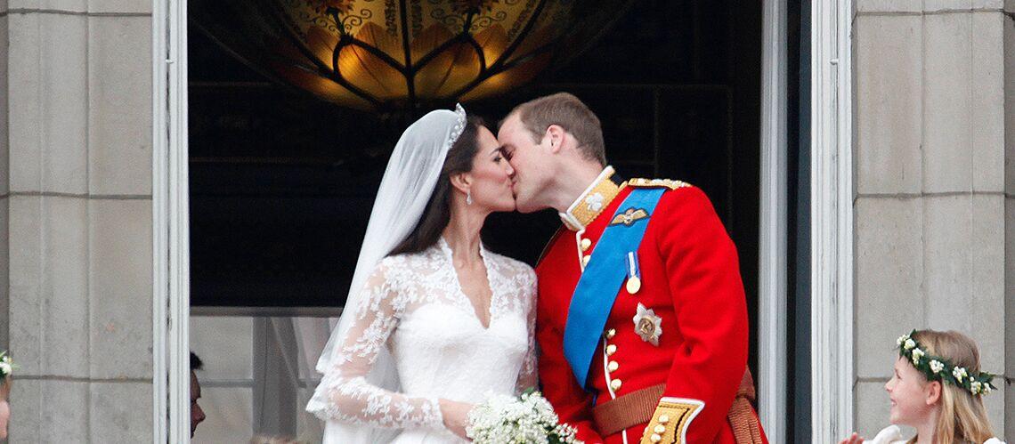 Photos \u2013 Mariage royal d\u0027Eugénie d\u0027York, Meghan Markle, Kate Middleton,  Charlène de Monaco\u2026 les plus belles robes de mariées des princesses du 21e  siècle ,