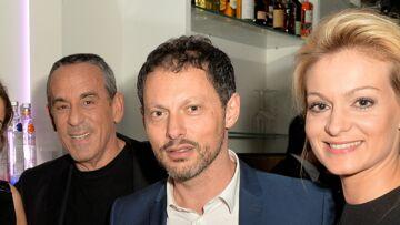 Marc-Olivier Fogiel et Thierry Ardisson réconciliés? «Sa femme Audrey Crespo-Mara lui fait du bien»