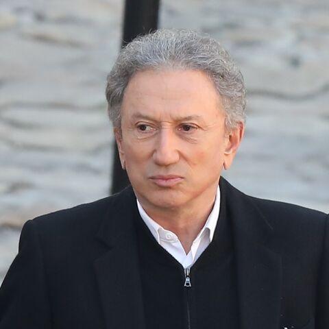 Michel Drucker prêt à se réconcilier avec Laurent Delahousse? Cette invitation qui en dit long