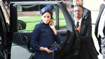 PHOTOS – Mariage d'Eugénie d'York: Meghan Markle enceinte? Ce nouveau détail qui sème le doute