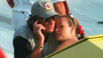 Laeticia Hallyday: ce jour où Johnny l'a jetée par-dessus bord