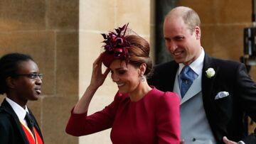 VIDÉO – Mariage d'Eugénie d'York: Le geste tendre de Kate Middleton, qui pose sa main sur la cuisse de William
