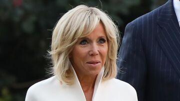 Brigitte Macron avait informé Laeticia Hallyday de son entrevue avec David et Laura