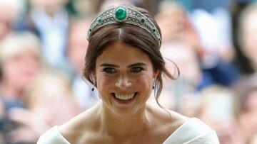 PHOTOS – Mariage d'Eugénie d'York: pourquoi elle a choisi une robe qui montre les cicatrices de son opération