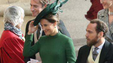 PHOTOS – Mariage d'Eugénie d'York: Pippa Middleton, très enceinte, est venue malgré son passé compliqué avec la mariée