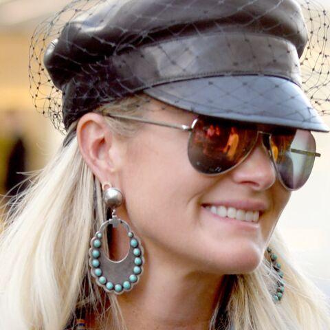 Laeticia Hallyday: pourquoi elle n'avait pas pu accompagner Johnny au mariage de David