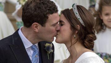 Eugénie d'York, radieuse à son mariage: découvrez les photos officielles de la noce