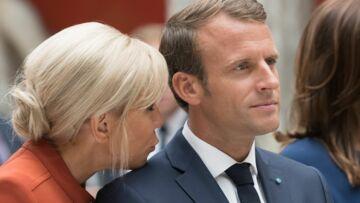Brigitte Macron, inquiète pour son mari: comment elle aide le président au quotidien