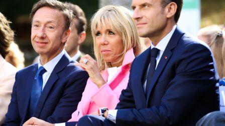 VIDÉO- Une grosse dispute entre Brigitte et Emmanuel Macron   Stéphane  Bern, ami du 5eb3eae8749