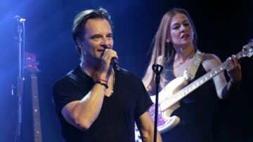 EXCLU- Pourquoi David Hallyday se montre confiant au sujet de la succession de Johnny