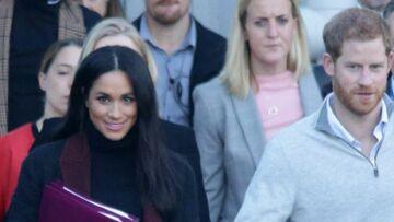 PHOTOS – Meghan Markle enceinte et radieuse: sa première apparition avec le prince Harry depuis l'annonce de sa grossesse