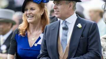 PHOTO – Le prince Andrew adresse un clin d'oeil coquin à son ex Sarah Ferguson, sur les réseaux sociaux