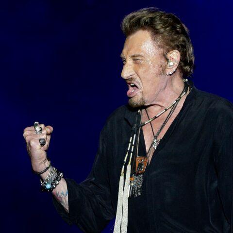 Johnny Hallyday: son combat contre le cancer imperceptible à l'écoute de son dernier album