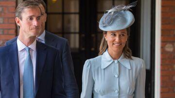 Pippa Middleton sur le point d'accoucher, son mari et la future maman aperçus à la maternité