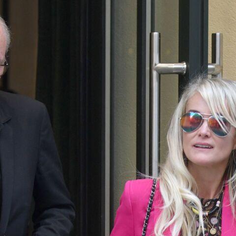 PHOTOS – Laeticia Hallyday: ses retrouvailles émouvantes avec Pascal Desprez, le mari de Mireille Darc