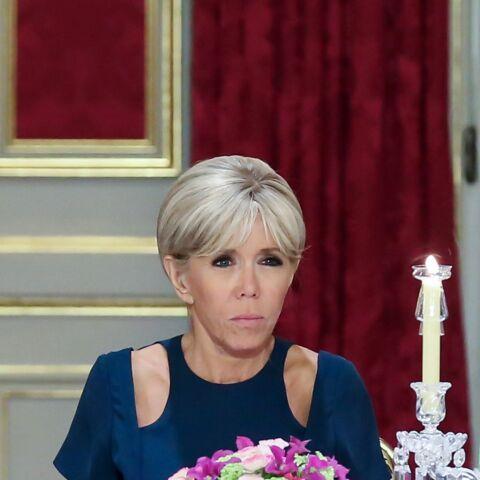 Brigitte Macron (encore) la cible d'un mauvais canular: non, la première dame n'a pas menti sur son âge