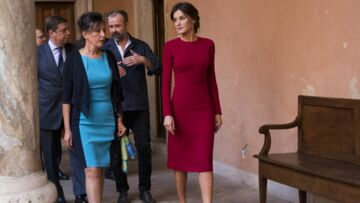 PHOTOS – Letizia d'Espagne, copieuse? Un look très inspiré par Kate Middleton