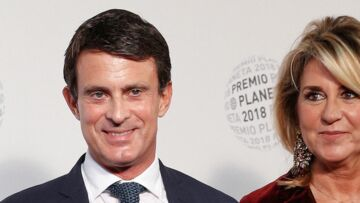 PHOTOS – Manuel Valls et sa compagne Susana Gallardo complices, le couple ne se cache plus