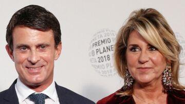 PHOTOS – Manuel Valls et sa compagne Susana Gallardo complices, le couple ne se cache plus
