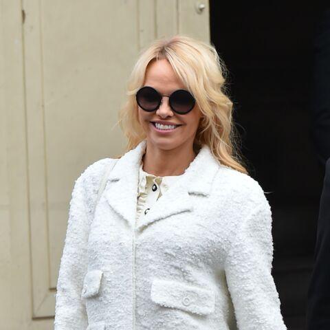 Pamela Anderson (Danse avec les stars 9) de nouveau blessée, l'actrice ne veut pas abandonner