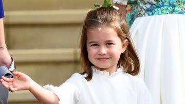La princesse Charlotte délurée et craquante sur une nouvelle photo intime du mariage d'Eugenie d'York
