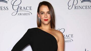 PHOTOS – Pauline Ducruet sexy en robe fendue asymétrique pour rendre hommage à sa grand-mère Grace de Monaco