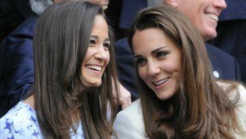 Kate Middleton: aux petits soins pour sa soeur Pippa, jeune maman