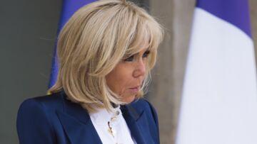 PHOTOS – Brigitte Macron craque pour son créateur chouchou Alexandre Vauthier