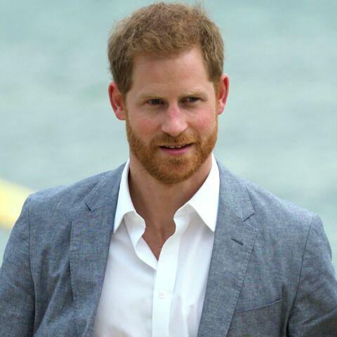 Le prince Harry a-t-il donné un indice sur le prénom du royal baby?