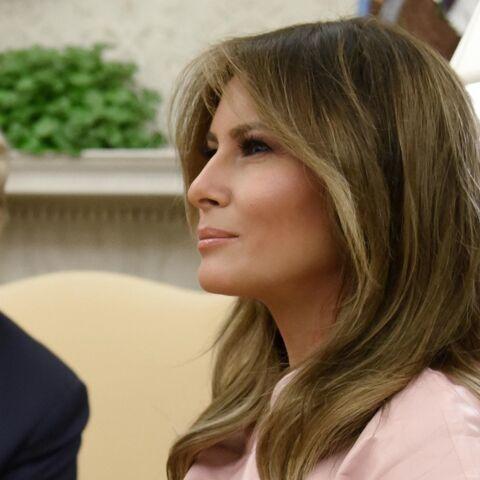 Melania Trump un nouveau livre va faire tanguer son couple