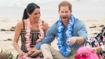 PHOTOS – Meghan Markle et le prince Harry, en mode hippie à Bondi Beach, en Australie