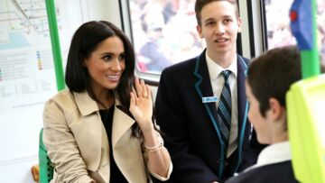 PHOTO – Meghan Markle : surprise avec un gadget pas très royal