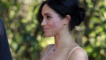 Meghan Markle dévoile ses épaules: malgré son coup de fatigue la duchesse plus glamour que jamais