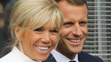 Champagne et voiture décapotable: quand le jeune Emmanuel Macron frimait avec Brigitte devant un ancien premier ministre
