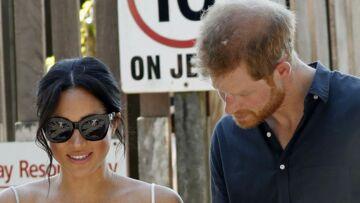 PHOTOS – Meghan Markle attendrie par un joli cadeau pour son bébé