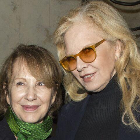 Sylvie Vartan et Nathalie Baye: les deux ex de Johnny Hallyday solidaires face à Laeticia