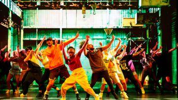 Diamond Dance: un show qui mêle hip-hop et classique