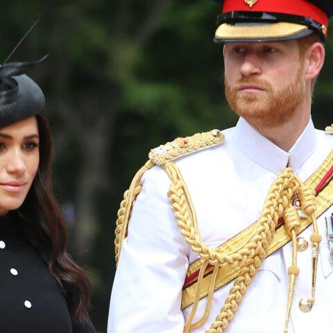 Meghan Markle: cette tenue qu'elle a piqué à une ex du prince Harry