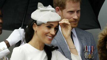 PHOTOS – Meghan Markle éblouissante: la duchesse rassure après son coup de fatigue