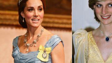 PHOTOS – Découvrez quelle distinction Kate Middleton possède en commun avec sa belle-mère, Lady Di