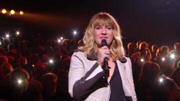 VIDEO – Daphné Bürki en larmes rend un magnifique hommage à Johnny Hallyday