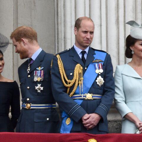 Pourquoi Kate Middleton et William ne seront pas les parrain et marraine du bébé de Meghan et Harry