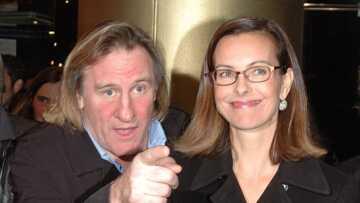Carole Bouquet et Gérard Depardieu une relation passionnée: le jour où elle s'est saccagée les cheveux au couteau