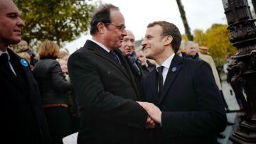 Quand Emmanuel Macron se moquait en douce de François Hollande qui allait retrouver sa maîtresse Julie Gayet