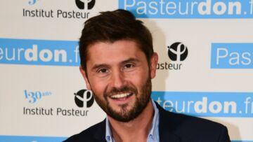 Christophe Beaugrand très fier de son époux lors de leur première apparition télévisée pour la bonne cause