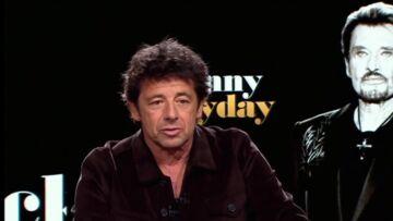 VIDÉO – Johnny Hallyday: Patrick Bruel profondément ému évoque «sa jolie complicité» avec le rockeur